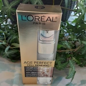 L'oreal Age Perfect Cell Renewal Golden Se…